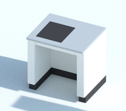 mesa de balança